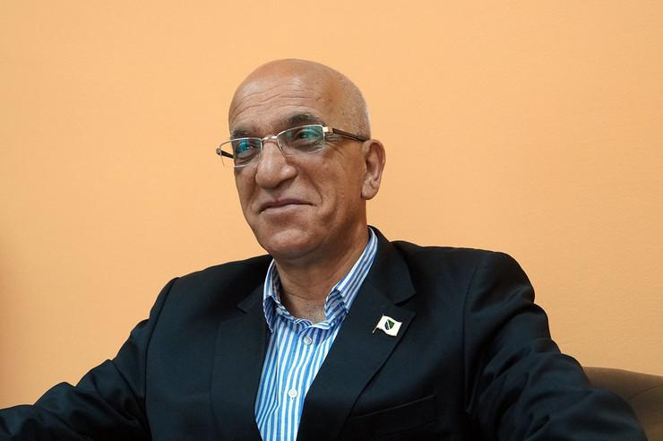 NOVIPAZAR01 Konstitutivna sednica BNV, Esad Džudžo foto N. Koccovich