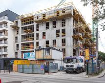Rekordowe zadłużenie jednej firmy w budowlance to 10 mln zł, według KRD