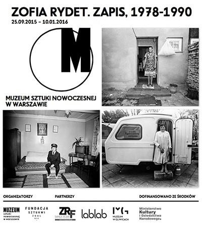 """""""Zofia Rydet. Zapis, 1978-1990"""" w Muzeum Sztuki Nowoczesnej w Warszawie"""
