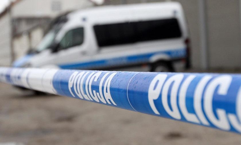 Tragedia na Dolnym Śląsku. 3-letnie dziecko znalazło ciało matki?