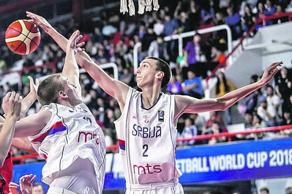 Mlada nada Olimpijakosa i Srbije, Aleksej Pokuševski