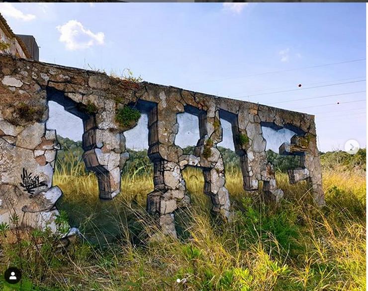 Grafiti Vile