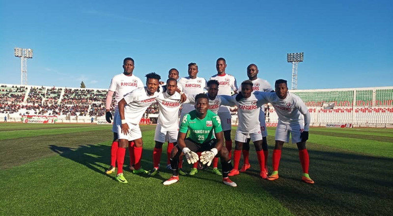 Enugu Rangers to face Bantu FC of Lesotho in final CAF Confederation Cup qualifier