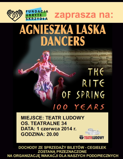 dance rites of spring notes