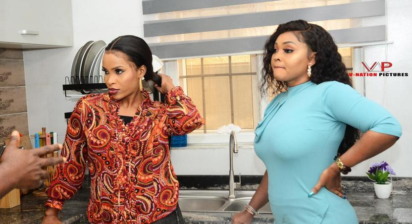 """Benedicta Gafa combines with top Nollywood stars in new film """"Obsession"""