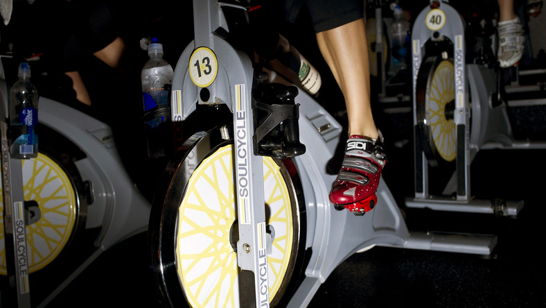 They Paid $42 for a SoulCycle Ride, Not for Trump