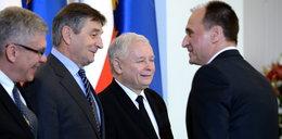 Kaczyński wciąga Kukiza w system
