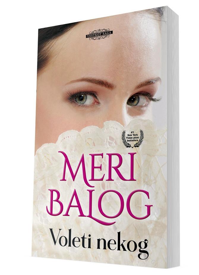 Meri Balog je kraljica istorijskih romansi iz 18. i 19. veka