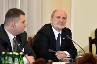 Macierewicz: Jestem przekonany, że śledztwo wykaże nieprawdziwość oskarżeń wobec Misiewicza