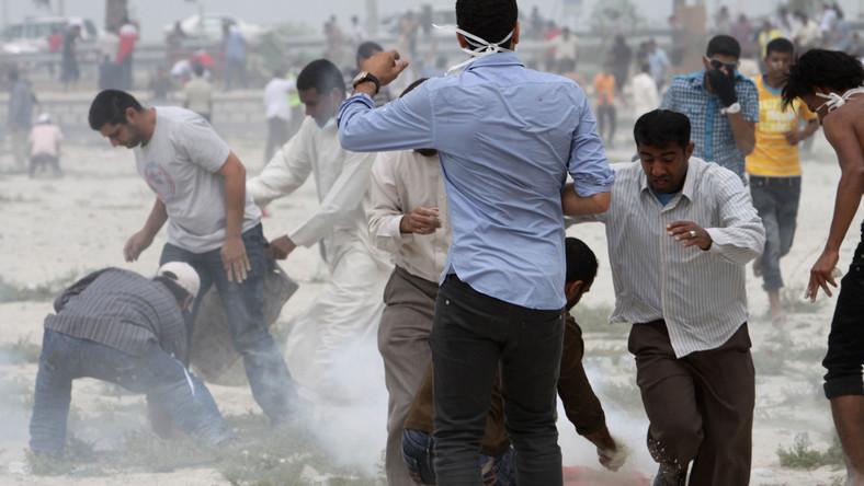 Zamieszki w Bahrajnie