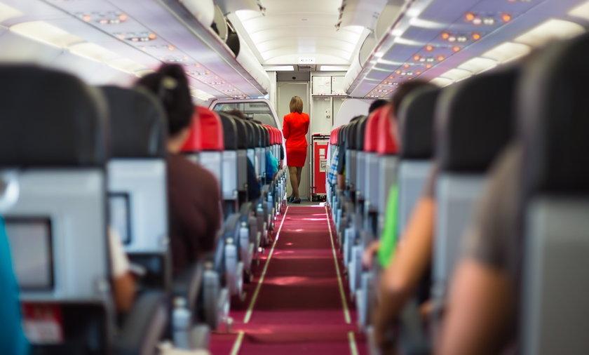 USA. Stewardessa uratowała dziewczynkę