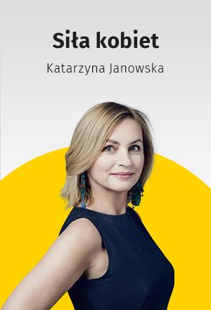 Siła kobiet. Droga do sukcesu: Joanna Kos-Krauze