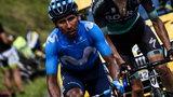 Pechowy trening Nairo Quintany. Słynny kolarz potrącony przez samochód