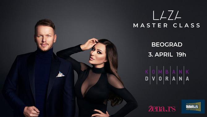 Master Class Dušana Lazića Laze