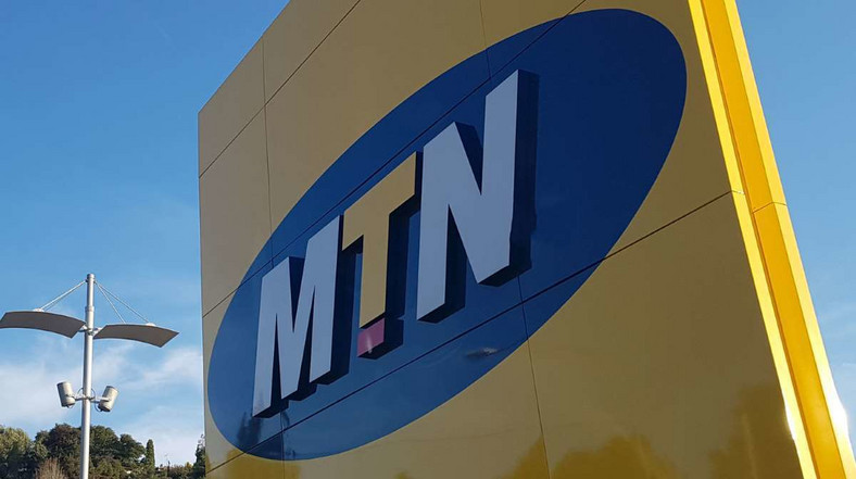 An MTN signpost. The firm retains a chunk of the Nigerian telecom market (MTN Uganda)