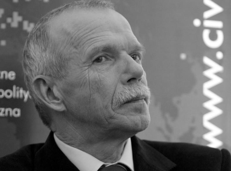 Profesor Edmund Wnuk-Lipiński