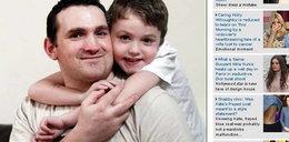 Ośmiolatek z sieci dowiedział się, że umiera!