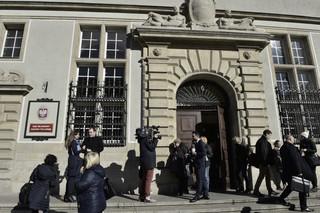Sprawa Amber Gold: Fałszywy alarm bombowy uniemożliwił rozpoczęcie procesu