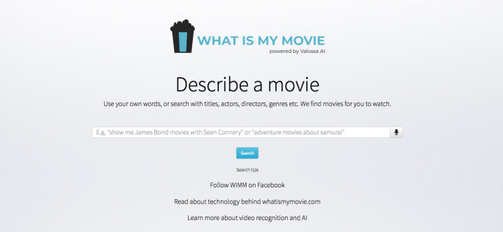 "filmy fot. screen ""What is my movie"""