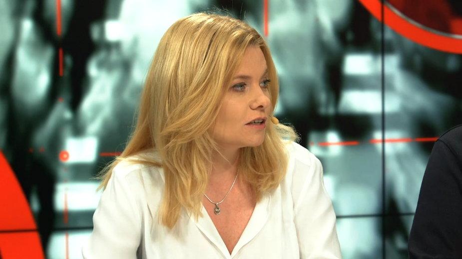 Dorota Łoboda, warszawska radna, przewodnicząca Komisji Edukacj