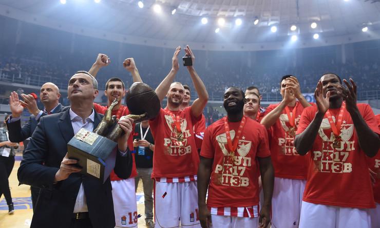 KK Crvena zvezda, Kup Radivoja Koraća