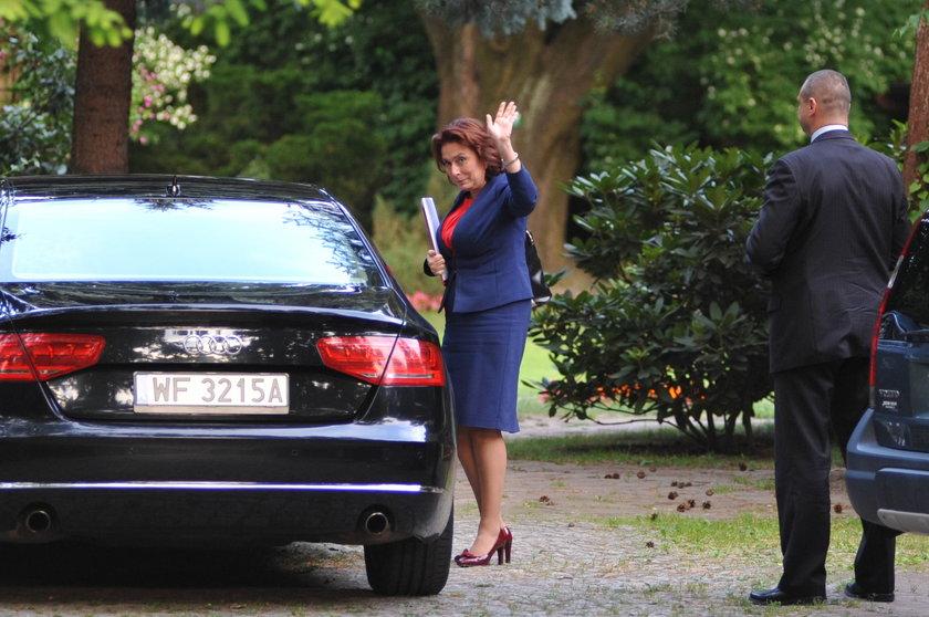 Oto majątek marszałek Sejmu