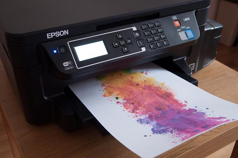 Epson L605