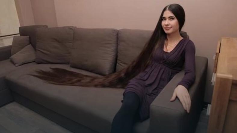 Aliia Nasyrova nie bez powodu nazywana jest Roszpunką