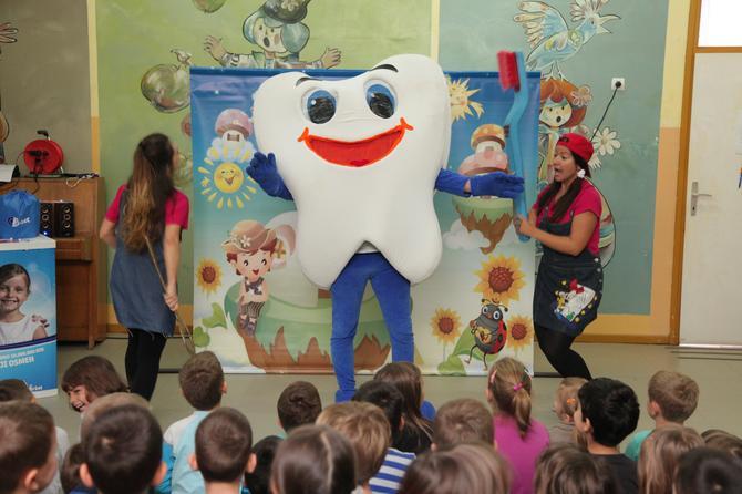 Higijena zuba važna za decu