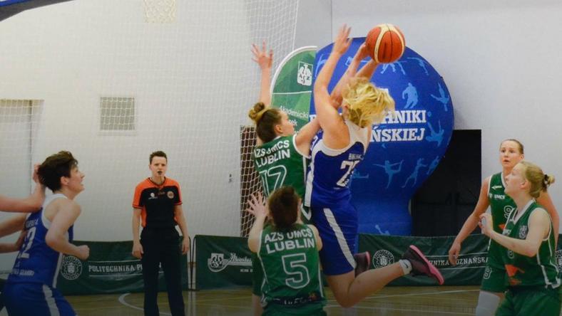 Akademickie Mistrzostwa Polski koszykarek