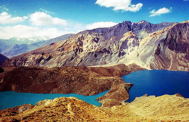 Brana Usoi, Tadžikistan