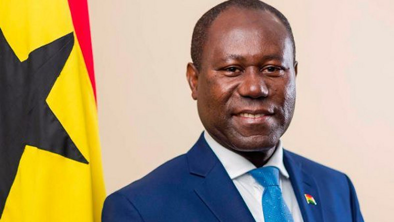 Chief Executive Officer of COCOBOD, Joseph Boahen Aidoo