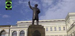 Pomnik oficera NKWD w stolicy!