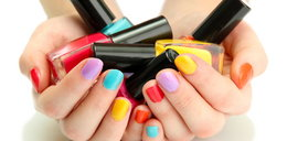Masz paznokcie w takim kolorze? Sprawdź co to oznacza
