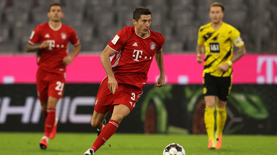 Robert Lewandowski - Bayern Monachium