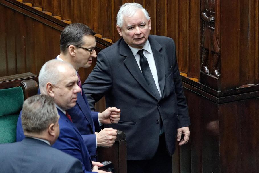 1. posiedzenie Sejmu IX kadencji