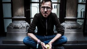Polscy dziennikarze muzyczni. Przemysław Gulda: król jabłek
