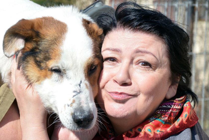 Ewa Bem wydała majątek na grób swoich psów