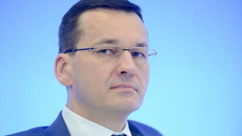 Mateusz Morawiecki, szef resortów rozwoju i finansów