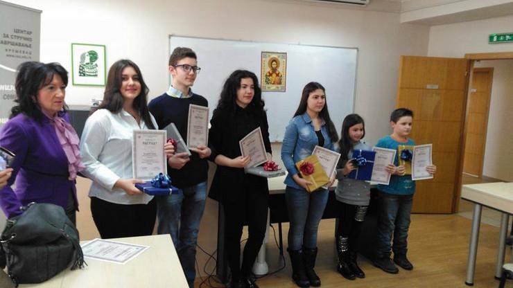 nagradjeni ucesnici konkursa put svetosavlja foto s. milenkovic