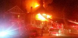 Chciała zabić pluskwy, spaliła cały dom
