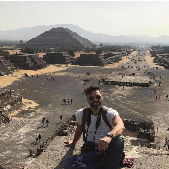 Veselin Doknić Meksiko