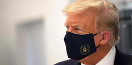 Donald Trump w szpitalu wojskowym