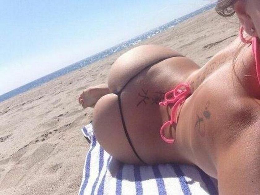 Stringi na plaży?