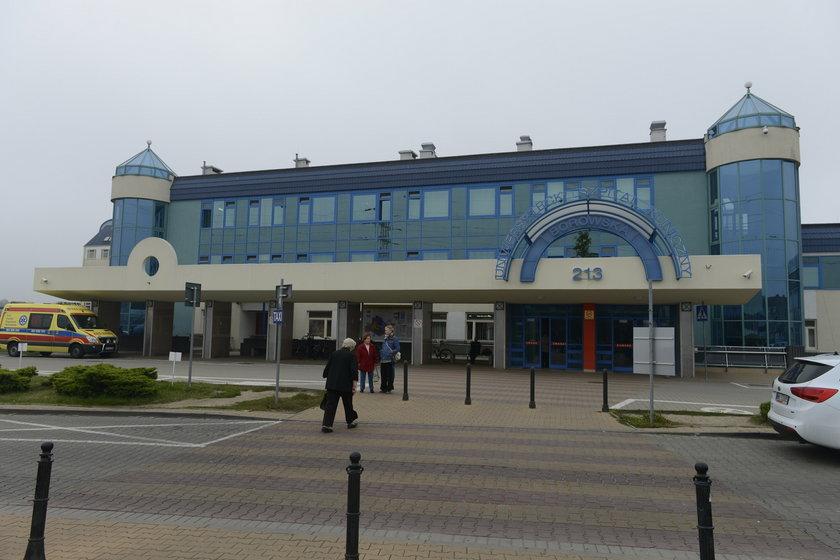 Uniwersytecki Szpital Kliniczny przy ul. Borowskiej we Wrocławiu