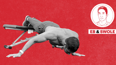 Use Archer Pushups and Elevation To Blast Your Upper Chest