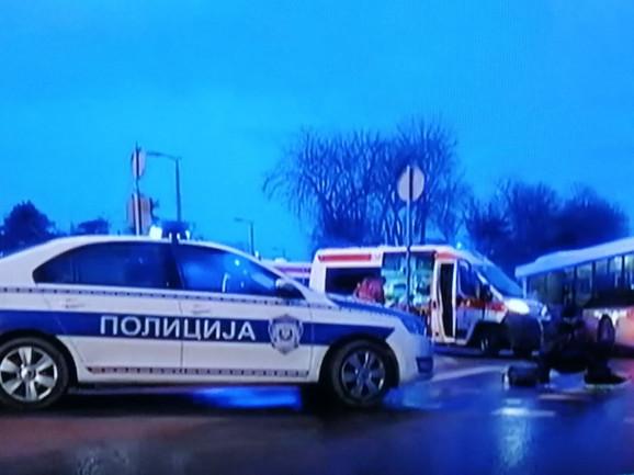 Dea Đurđević povređena u udesu na Dedinju