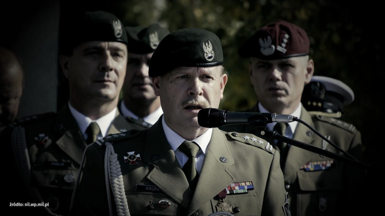 Po objęciu dowództwa przez płk. Mirosława Krupę (na zdjęciu) w Nilu zmieniają się zasady. Szybko też psuje się atmosfera