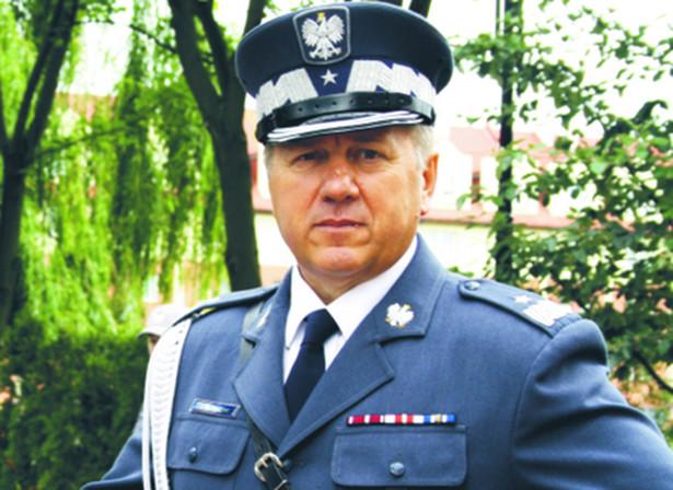 Jacek Włodarski, dyrektor generalny Służby Więziennej, generał Służby Więziennej