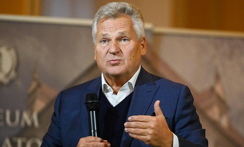 Polexit? Kwaśniewski: PiS jest partią niebezpieczną dla naszej przyszłości.